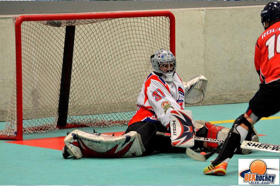 Dekhockey Rive-Sud - intérieur